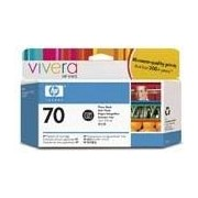 HP 70 Photo Black Ink Cartridge, 130ml (C9449A)