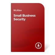 McAfee Small Business Security – 1 година За 5 устройства, електронен сертификат