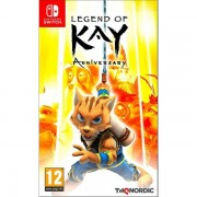 Legend Of Kay Anniversary Edition Nintendo Switch