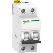 ACTI9 iK60N kismegszakító, 2P, C, 4A A9K24204 - Schneider Electric