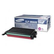 Samsung Tóner Magenta Original SAMSUNG CLP-M660B Magenta Alta Capacidad 5000 páginas compatible con CLP-610/CLP-660/CLX-6200/CLX-6210/CLX-6240
