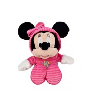 Minnie Mickey Mouse Clubhouse Cheeky in Romper Suit, Pink (10-inch)