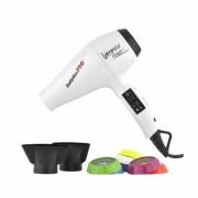 BaByliss Pro Secador Luminoso Blanco Iónico 2100w