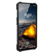 UAG Plasma OnePlus 7T Protective Case (Ice, Special Import)