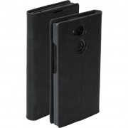 Krusell Sunne Vintage 2 Sony Xperia L2 Book Case Zwart