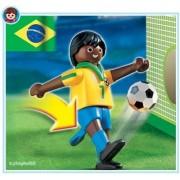 Playmobil Soccer Brazil Player
