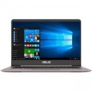 Лаптоп Asus UX410UQ-PRO, Intel Core i7-7500U, 14 инча FullHD IPS AG, 8192 DDR4 2133MHz, 512GB SSD, Сребрист, 90NB0DK1-M02320