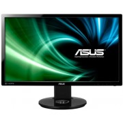 "Monitor Gaming LED ASUS 24"" VG248QE, Full HD (1920 x 1080), HDMI, DVI, DisplayPort, 1 ms, 144 Hz, Boxe, Pivot (Negru)"