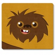 Mouse pad Ewoks Star Wars Faces