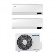 Samsung Climatizzatore Cebu Wi-Fi Dual Split 7000+9000 Btu Inverter A+++ In R32 Aj040txj2kg