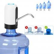 Pompa electrica pentru bidoane apa cu incarcare USB