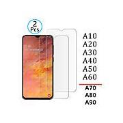1 pcs / 2 pcs Verre Trempé Pour Samsung A10 A20 A30 A40 A50 A70 Protecteur D'écran De Sécurité Tremp sur Galaxy A 10 20 30 40 50 A80 A90 Verre Trempé