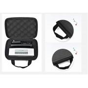 Alician Electronics Bolsa de almacenamiento impermeable para altavoz Bluetooth Bose SoundLink Mini1/2