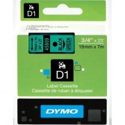 Dymo Originale Labelmanager 350 Etichette (S0720890 / 45809) multicolor 19mm x 7m - sostituito Labels S0720890 / 45809 per Labelmanager350
