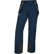 KILPI Pánské lyžařské kalhoty MIMAS-M JM0013KIDBL Tmavě modrá M