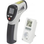 Set termometru IR si contor consum energie electrica