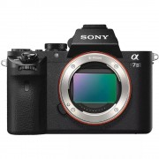 Sony A7 II Body Aparat Foto Mirrorless 24MP Full Frame Full HD