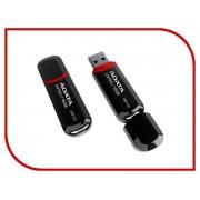 USB Flash Drive 16Gb - A-Data UV150 USB 3.0 Black AUV150-16G-RBK