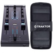 Native Instruments Traktor Kontrol Z1 Bag Bundle