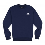 CONVERSE Sweatshirt mit rundem Ausschnitt Foundation