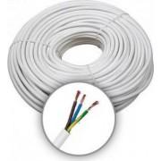 MTK 3x6 (H05VV-F) Sodrott erezetű Réz Villanyszerelési kábel