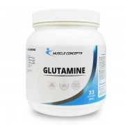 Muscle Concepts Glutamine poeder