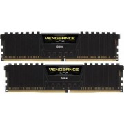 Kit Memorie Corsair Vengeance LPX Black 2x8GB DDR4 2400MHz CL16 Dual Channel