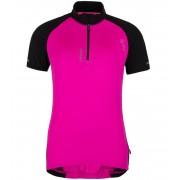 KILPI Dámský cyklistický dres RUSHA-W GL0014KIPNK Růžová 40