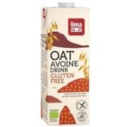 Lapte de Ovaz fara Gluten Bio Lima 1L