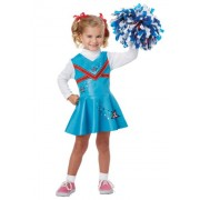 California Costumes Cheerleader Toddler Costume 4-6 3-4