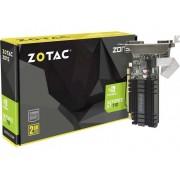 Zotac Grafikkort Nvidia GeForce GT710 Zone Edition 2 GB DDR3 HDMI, DVI, VGA