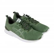 ASICS Gel Lyte Runner Mens groen textiel atletische Lace Up de loop...