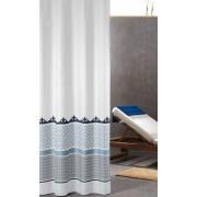 Sealskin Marrakech Blue zasłona prysznicowa tekstylna 180x200cm 235281324