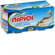 Nipiol (heinz italia spa) Omo Nipiol Trota 2x80g