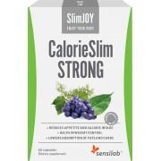 Sensilab CalorieSlim Strong Diätpillen Verlangen nach Zucker bändigen Mit Gymnema Sylvestre Extrakt 1-monatige Kur 60 Kapseln Sensilab