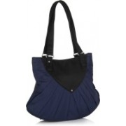 Home Heart Women Blue, Black Shoulder Bag