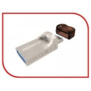 USB Flash Drive 32Gb - A-Data DashDrive UC370 OTG USB 3.1/Type-C Gold AUC370-32G-RGD