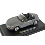BBurago Bijoux Collection: BMW Z4 in Grey 1/24