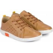 Pantofi Baieti Bibi Walk Baby New Brandy 24 EU