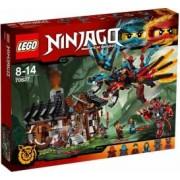 LEGO NINJAGO - FIERARIA DRAGONULUI 70627
