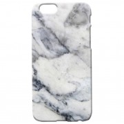 Own Brand Marble Texture Phone Case for iPhone and Android - White Marbles - iPhone 7 Plus - White Marble 4
