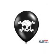 50 Baloane Extra Rezistente Steag Pirati