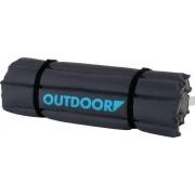Colchoneta Outdoor Gris/Turq 105 Cm