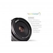 Meike MK-E-28-2.8 28mm F/2.8 Fixed Manual Focus Lens For Sony E Mount Mirrorless Camera A6500/a6300/a6000/a5100/a5000/NEX7/NEX6/NEX5n/NEX5r/NEX5t/NEX5/NEX3/NEX3N With Voking Lens Cleaning Cloth