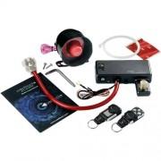 Alarm do auta Cadillock Alarm, vč. diaľkového ovládania, senzor vibrácí, 12 V