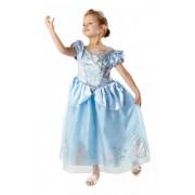 Detský kostým Popoluška - Pre vek (rokov) 3-4