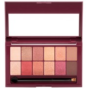 THE BURGUNDY BAR eye shadow palette #04-burgundy 9,6 gr