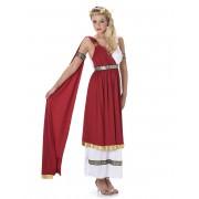 Deguisetoi Déguisement rouge romaine femme - Taille: S