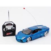 1:18 Scale Lamborghini Murcielago LP-670 (Blue) High Quality working headlights, underlights, Full F