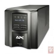 APC Smart-UPS SMT750I, 500W/750VA, DB-9 RS-232/USB/SmartSlot